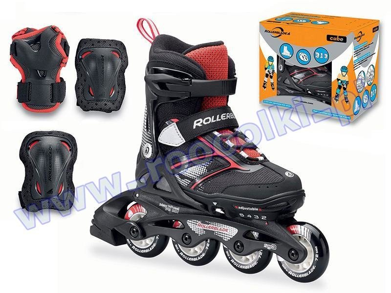 Rolki Rollerblade Spitfire Combo 2016