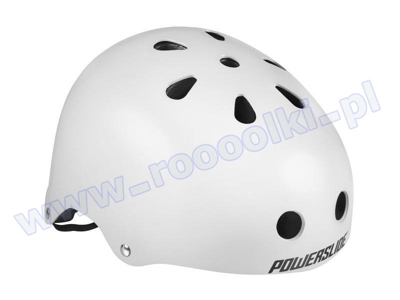 Kask Powerslide Allround Stunt White 903060 2017