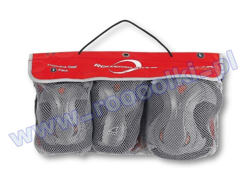 Zestaw ochraniaczy Rollerblade Lux 3 Pack 2014