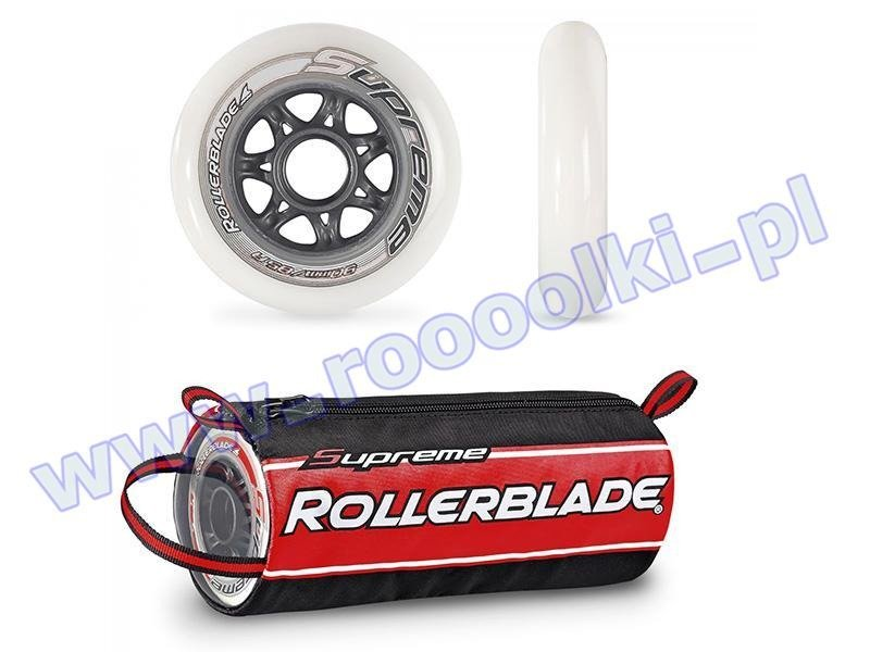 Zestaw 8 kółek Rollerblade Supreme 90/85A 2015