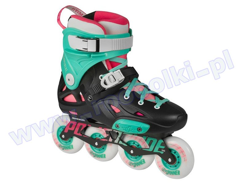 Rolki Powerslide Imperial One 80 Fluor 2017