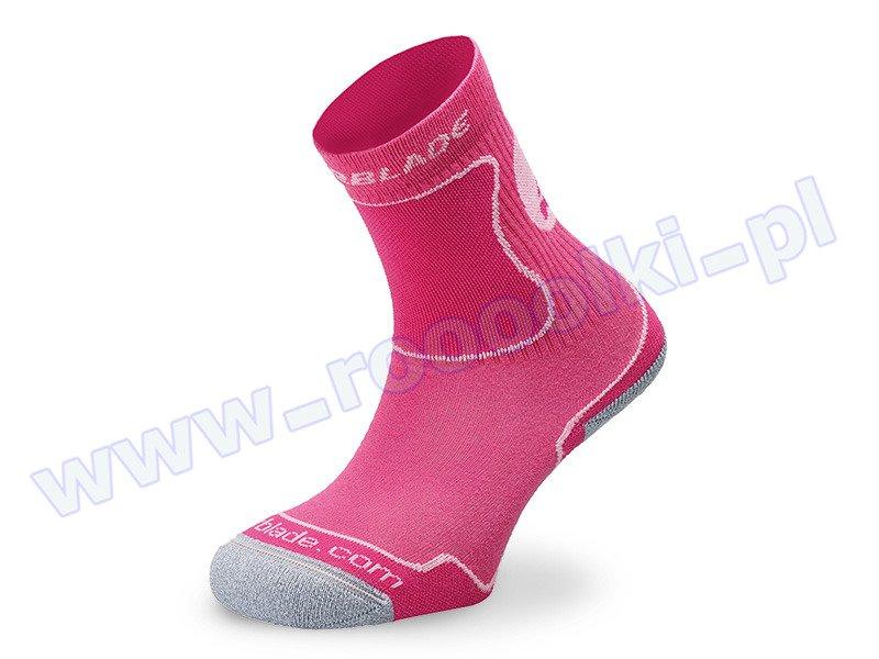 Skarpety dziecięce Rollerblade Kids Socks G Fuchsia / Pink 2015