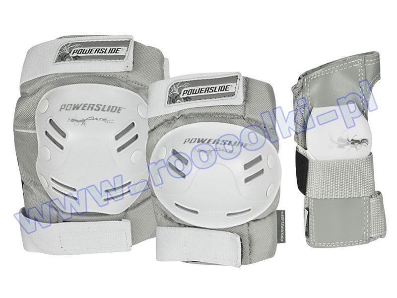 Zestaw ochraniaczy Powerslide Standard Pure 2015
