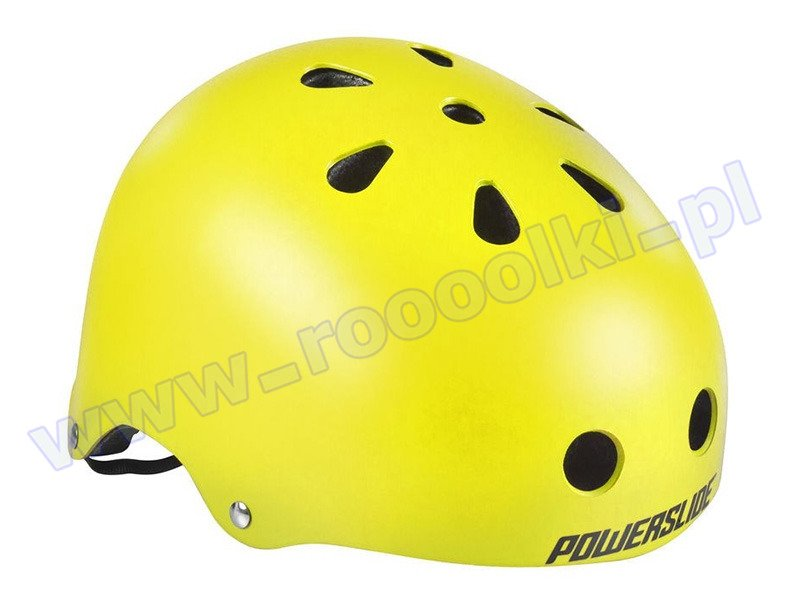 Kask Powerslide Allround Stunt Yellow 2017