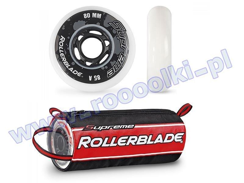Zestaw 8 kółek Rollerblade Supreme 80/85A 2015