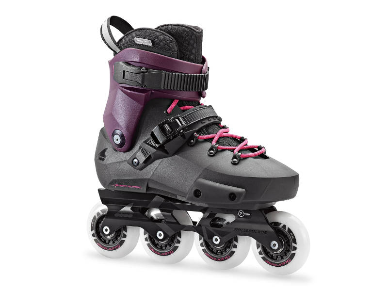 Rolki Rollerblade TWISTER EDGE W Black / Purple 2018