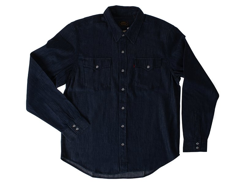 ... Koszula Levis Skateboarding Western Shirt SE Western Rinse (56539-0000)  F W ... d69b48e9038