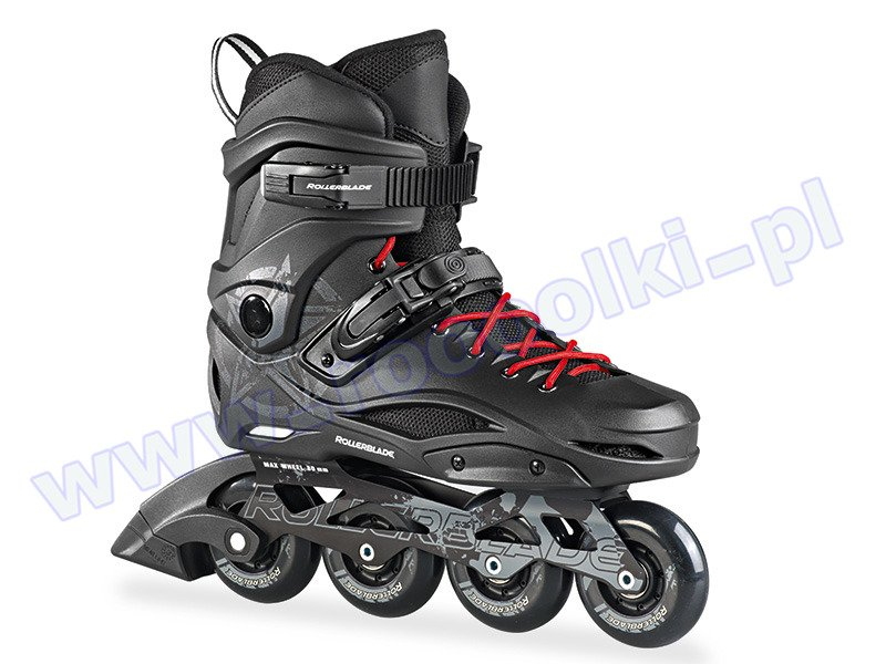 Rolki Rollerblade RB 80 Black / White 2017