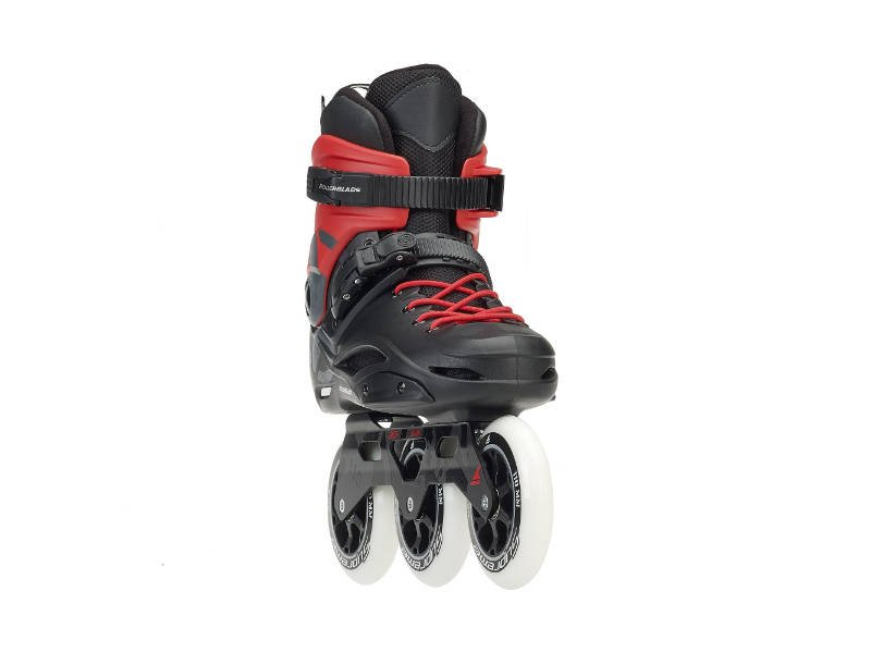 Rolki Rollerblade RB 110 3WD Black / Red 2018
