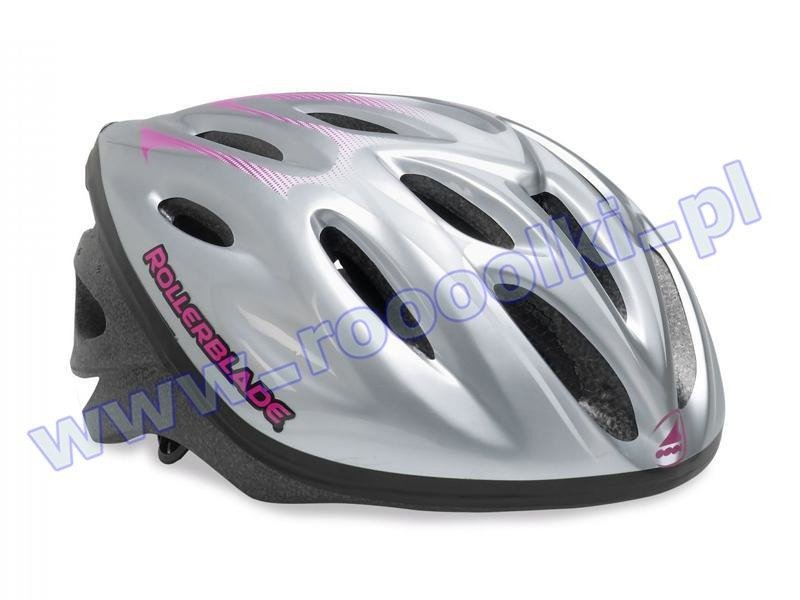 Kask Rollerblade Workout Helmet W Silver Purple 2016