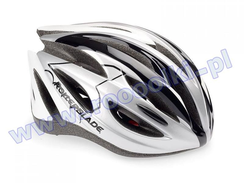 Kask Rollerblade Performance Helmet Silver White 2016
