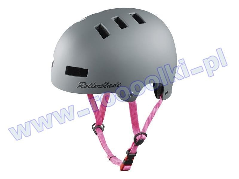 Kask Rollerblade Urban Anthracite Pink 2016