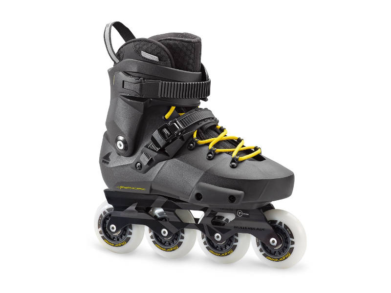 Rolki Rollerblade TWISTER EDGE Black / Yellow 2018