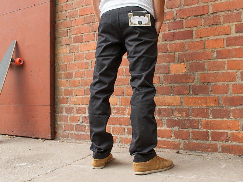 Spodnie Levis Skateboarding Work Pant Regular Straight BLACK TWILL 95588 0003 F