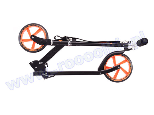 Hulajnoga Street Surfing Urban Scooter XPR Black Orange 2018
