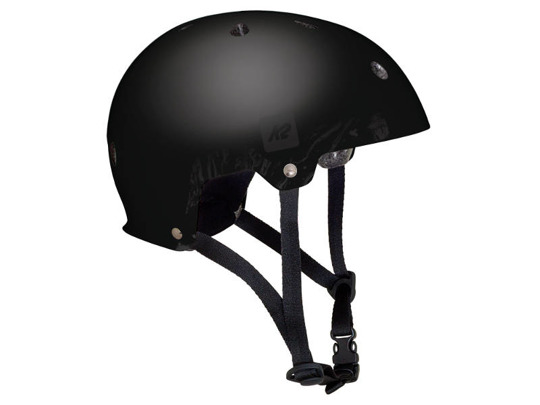 Kask K2 JR Varsity Black 2018