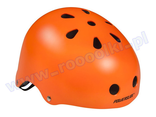 Kask Powerslide Allround Stunt Orange 2017