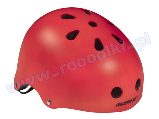 Kask Powerslide Allround Stunt Red