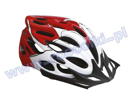 Kask Tempish SAFETY Red