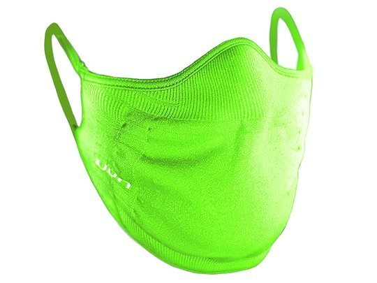 Maska ochronna do Sportu UYN Community Mask Lime