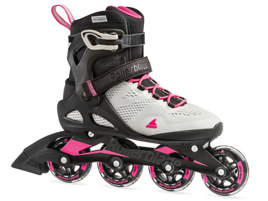 Rolki Rollerblade Macroblade 80 W Cool Grey Candy Pink 2019