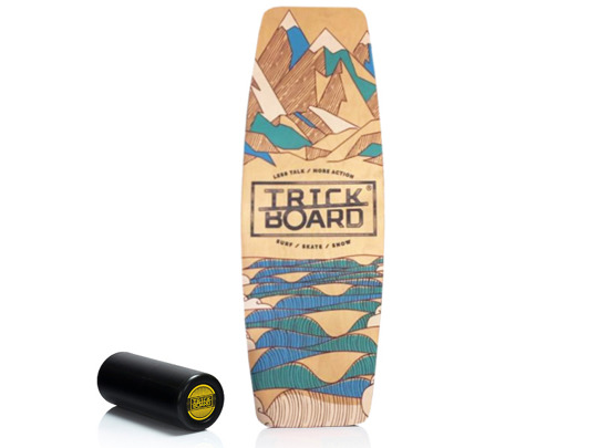 Trickboard All Season Pro