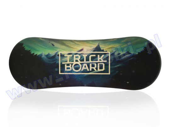 Trickboard Mountain New + dywan Trickboard
